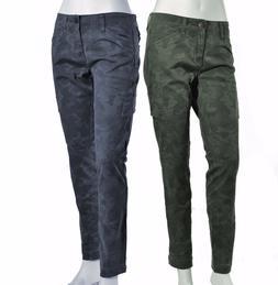 Supplies UnionBay Womens Army Pants Cargo Pocket Skinny Camo