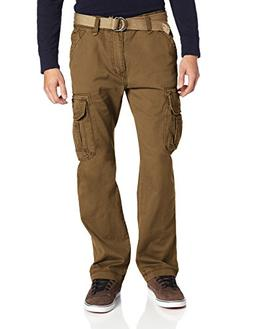 Unionbay Men's Survivor Iv Relaxed Fit Cargo Pant - Reg and