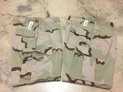Tactical BDU Pants RIPSTOP Cargo 6-Pocket Camouflage Militar