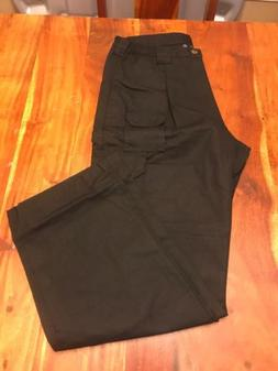 Ochenta Tactical Men's Black Utility Cargo Work Pants Size 3