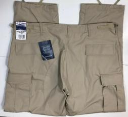 Propper Tactical Ripstop Cargo Pants Khaki Tan 42X32 Uniform