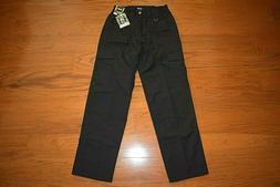 CQR Tactical - Survival Black Hiking Cargo Pants - Men 31 x