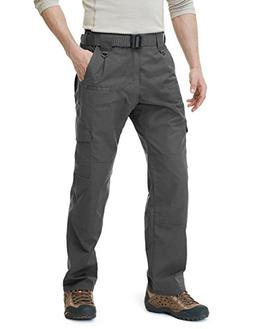 CQR CQ-TLP104-CHC_42W/32L Men's Tactical Pants Lightweight E