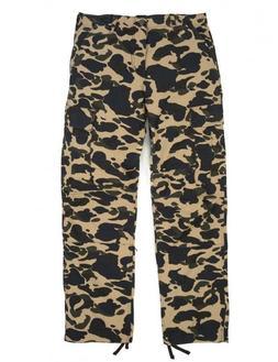 Carhartt Trousers Regular Cargo Pant Columbia Camo Duck W30l