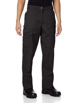 Mens Tru-Spec 24-7 Tactical Pants, Black, Rip-Stop