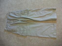 Union Bay Mens Cargo Pants 30 x 30 Khaki Super Nice
