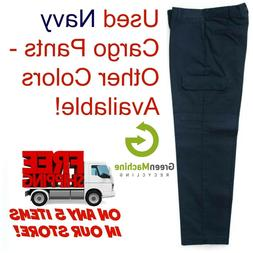 used uniform work pants cargo cintas redkap