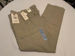 DOCKERS Utility Cargo Pants 30x34 Classic Fit Khaki  NWT