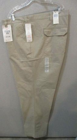 DOCKERS Utility Cargo Pants Big & Tall Size 58 X 32 NWT 5576