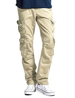 Match Men's Wild Cargo Pants #3357