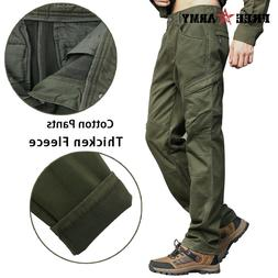 Winter Mens <font><b>Pants</b></font> Army Green Sweatpants