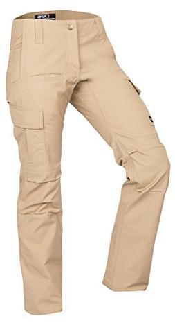 LA Police Gear Women Mech. Stretch Ops Tactical Cargo Pant K