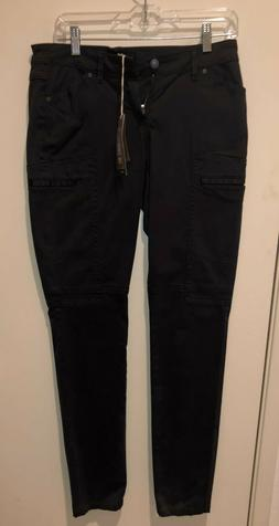 women s cargo pants nwt stretch size