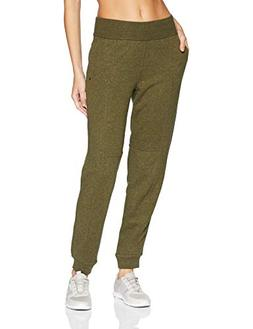prAna Women's Cozy Up Pant, Cargo Green Heather, X-Large