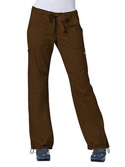 KOI Women's Lindsey Ultra Comfortable Cargo Style Scrub Pant