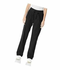 KOI Women's Morgan Ultra Comfy Yoga-Style Cargo Scrub Pants