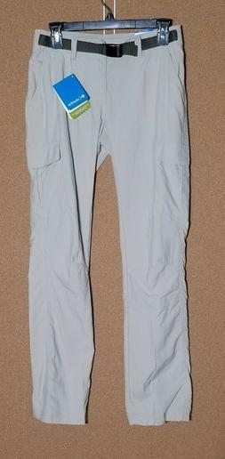 Women's Columbia Size 2 Cargo Pants Cascades Explorer Beige