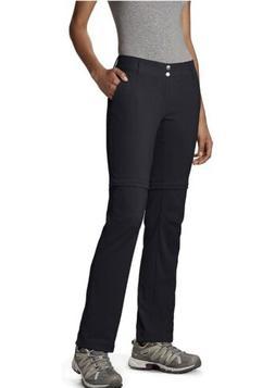 Women's Black Columbia Convertable Cargo Pants