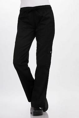 Chef Works Womens Cargo Chef Pants