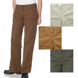 Dickies Womens Carpenter Straight Leg Cargo Work Wear Pants