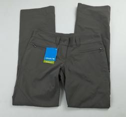 Columbia Womens Pants Size 6 Fishing Hiking Travel Trouser N