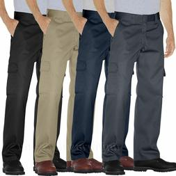Dickies Work Pants Men Relaxed Straight Leg CARGO Pocket Pan