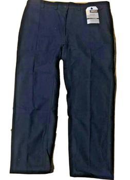 Wrangler Workwear   Canvas Cargo Utility Pants   Navy New!!