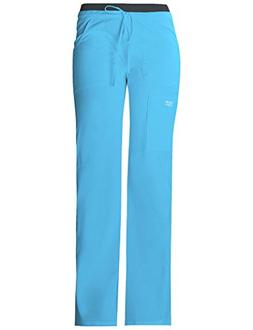 Cherokee Workwear Core Stretch Women's 24001 Low-Rise Knit W