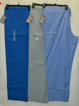 Cherokee Workwear Scrubs Pants Unisex Men's Women's Drawstri