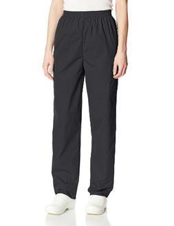 Cherokee Women's Workwear Scrubs Pull-On Cargo Pant, Black,