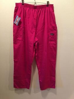 Cherokee Workwear Scrubs Pull on Cargo Pants 4200 AZLW Elast