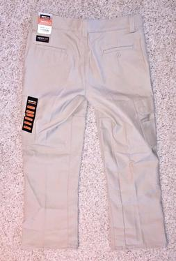 Wrangler Workwear Women's Functional Cargo Work Pant Tan Siz