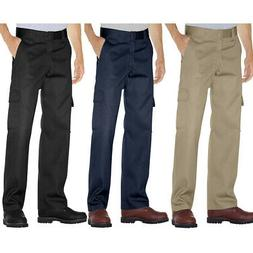 Dickies WP592 Men's Relaxed Fit Cargo Pants Straight Leg Chi