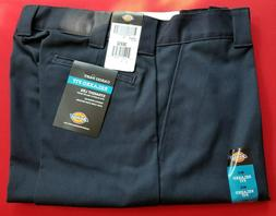 Dickies WP592 Men's Relaxed Fit Cargo Pants 36x32 Navy Stra
