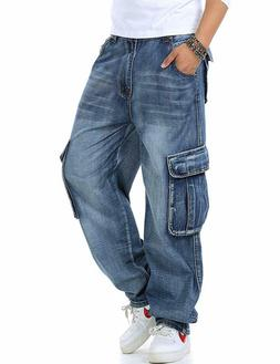 yeokou men s casual loose hip hop